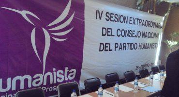 Partido Humanista debe más de 30mdp; perdió el registro hace tres años