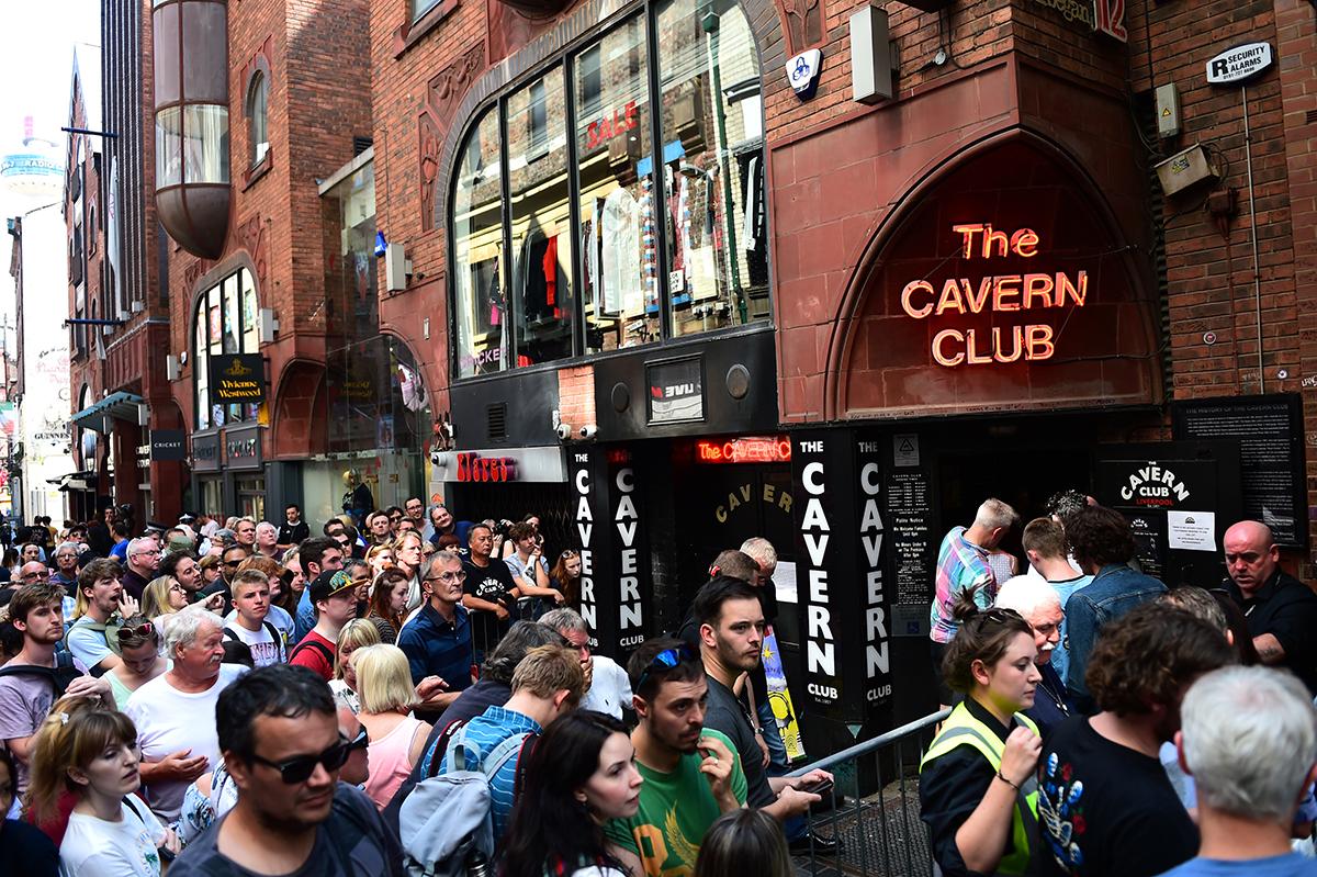 ¡Fotos y setlist del concierto de Paul McCartney en The Cavern Club!