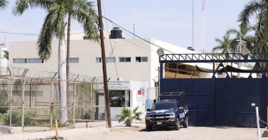 Fugal del penal de Aguaruto, Sinaloa