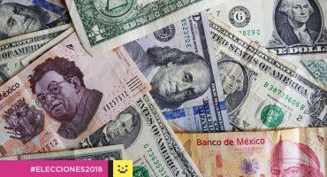 El peso repunta mientras las encuestas favorecen a López Obrador