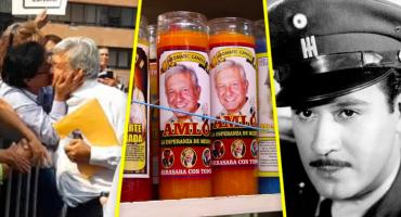 Las peticiones más extrañas que le han hecho a López Obrador