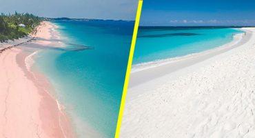 Rojas, verdes, grises y moradas, estas son las mejores playas del mundo