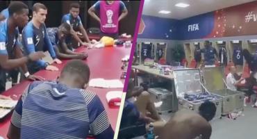Filtran arengas de Pogba antes de encarar a Argentina y Croacia