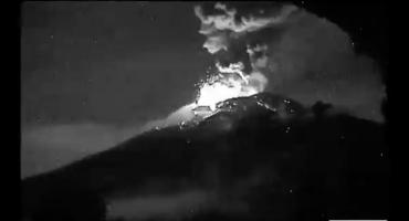 Don Goyo despierta: fotos y videos muestran nueva actividad del Popocatépetl