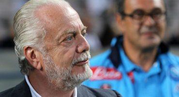 Presidente del Nápoles cierra la puerta del Nápoles a Di María y Benzema