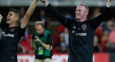 ¡Ya se estrenó! Aquí el primer gol de Wayne Rooney con el DC United