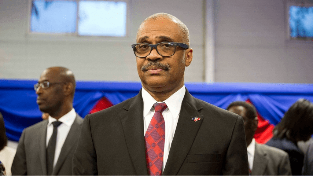 El exprimer ministro de Haití, Jack Guy Lafontant