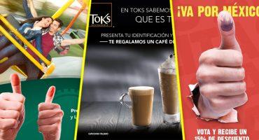 100 % real no fake: 8 promociones que te están esperando si ya votaste