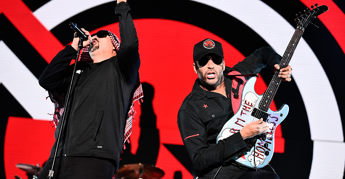 Tom Morello y Prophets of Rage regresan con el nuevo single 'Heart Afire'