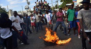 Renuncia el primer ministro de Haití por violencia en protestas contra