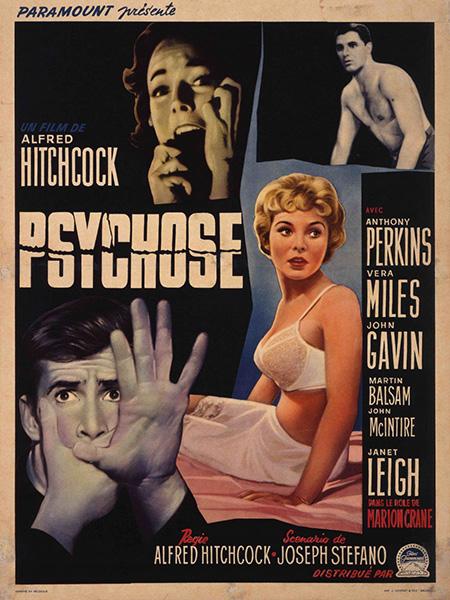 Checa estos pósteres originales de las mejores películas de Alfred Hitchcock