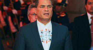 Prisión preventiva para expresidente de Ecuador por caso relacionado a Odebrecht
