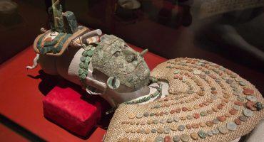 ¡Imperdible! La Serpiente Emplumada llegó a tierra Azteca