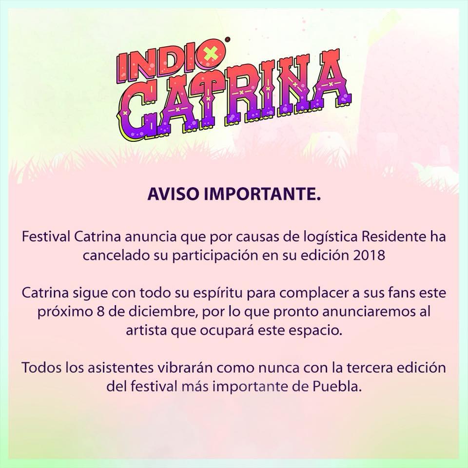 Festival Catrina