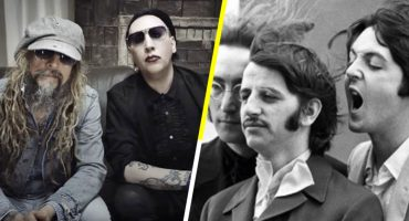 ¡Que empiece el headbanging! Marilyn Manson y Rob Zombie coverearon 'Helter Skelter' de The Beatles