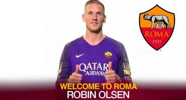 ¿Quién es Alisson? Robin Olsen es nuevo fichaje de la Roma