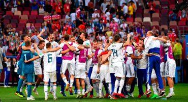 Por primera vez desde 1970, Rusia vuelve a avanzar a Cuartos de Final