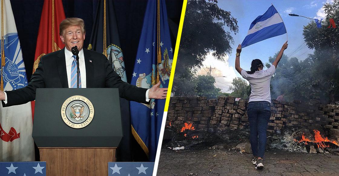 Por abusos contra derechos humanos, EEUU sanciona a funcionarios de Nicaragua