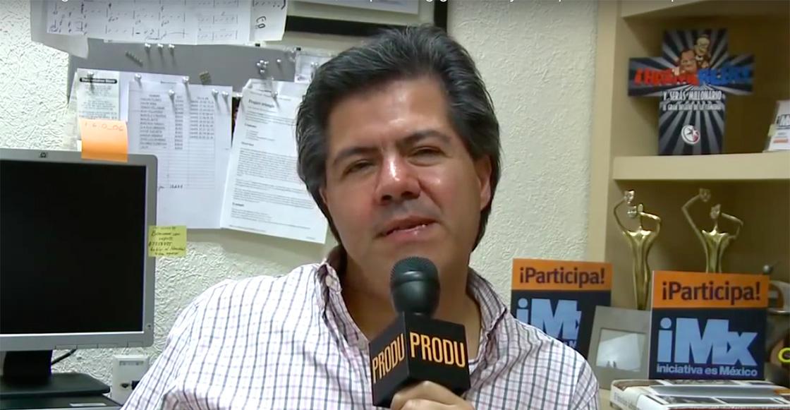 Murió Santiago Galindo, productor de Televisa, en un supuesto suicidio