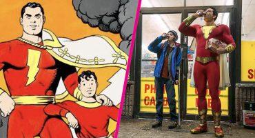 ¡Al fin! Así lucirá Zachary Levi como Shazam!
