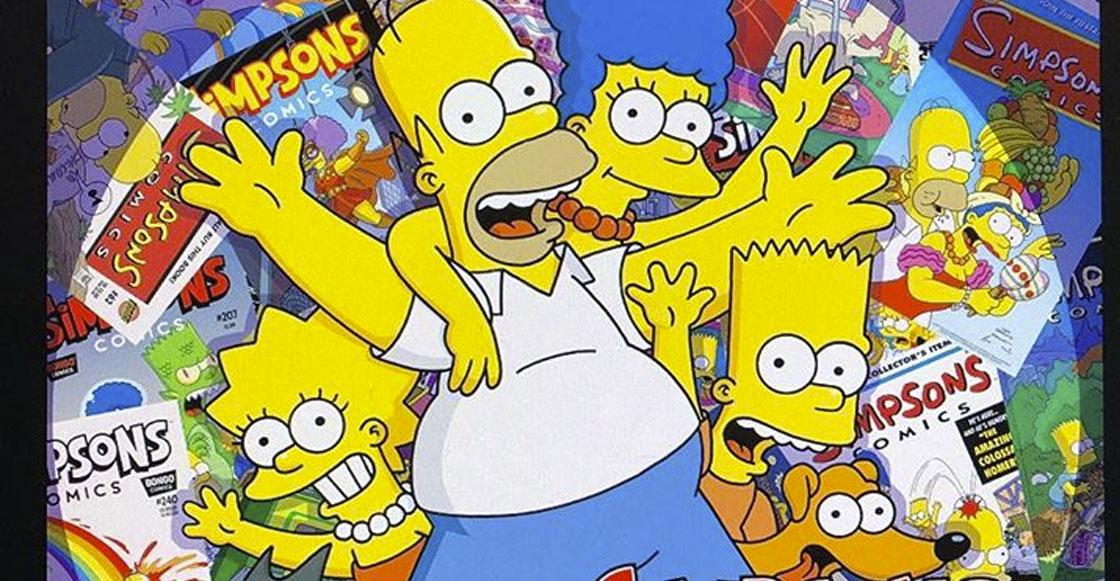¡Ahí nos olemos! El cómic de Los Simpson terminará luego de 25 años