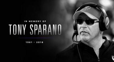 ¡Luto en la NFL! Muere Tony Sparano, ex coach de Miami y Raiders