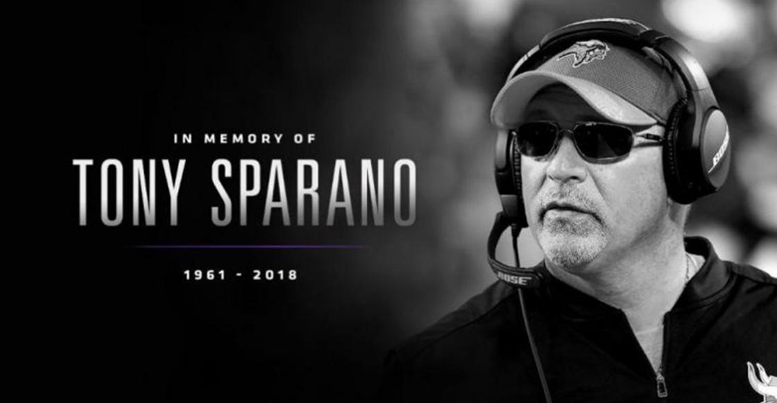 Fallece el entrenador de la NFL Tony Sparano a los 56 años