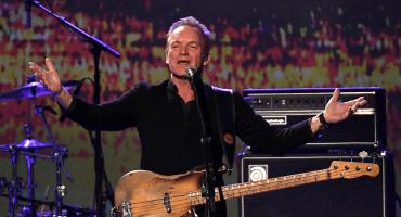 Sting arremete contra la FIFA, Rusia y el Mundial: