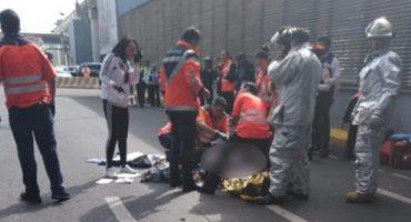Hombre en situación de calle se suicidó en la Terminal 1 del AICM