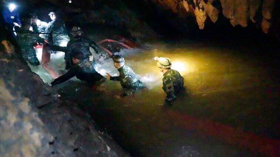 Centro de Operaciones de Rescate Tham Luang