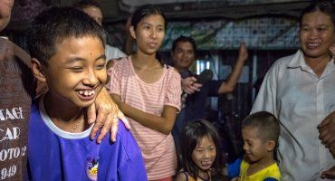 De la realidad a la ficción: El rescate de los niños en Tailandia se convertirá en una película