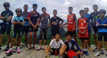 ¡Milagro en Tailandia! Encontraron a los 12 niños atrapados en una cueva después de 9 días