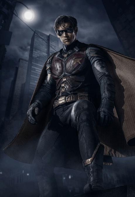 tráiler Titans DC