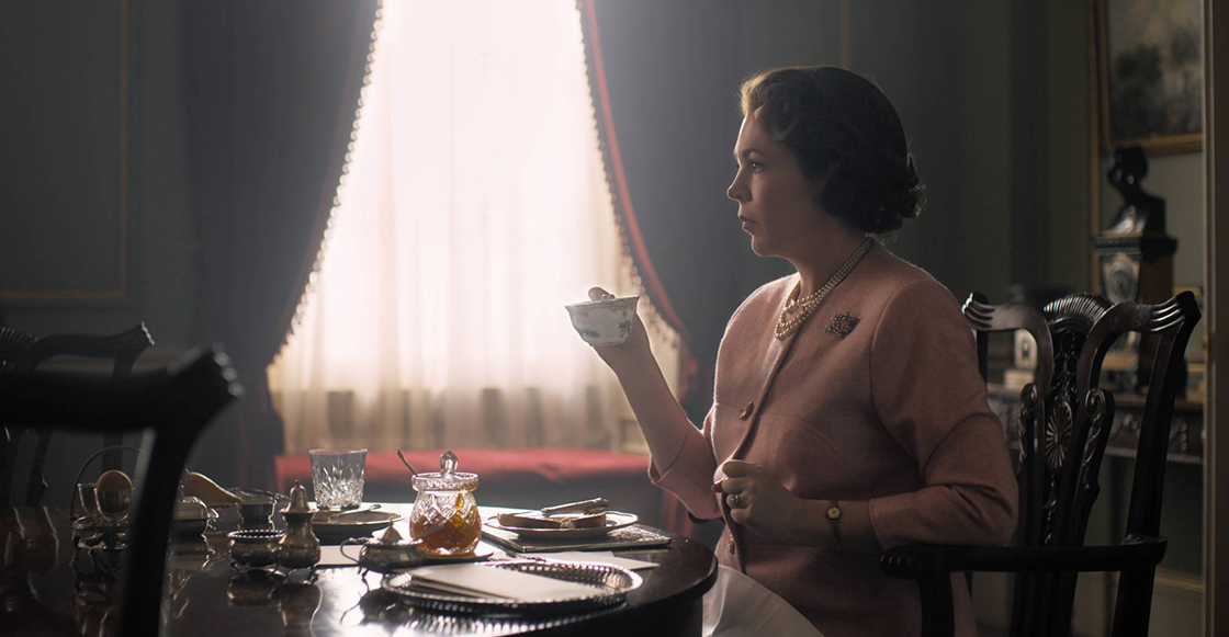 Your Majesty! Sale la primera imagen de Olivia Colman en 'The Crown'