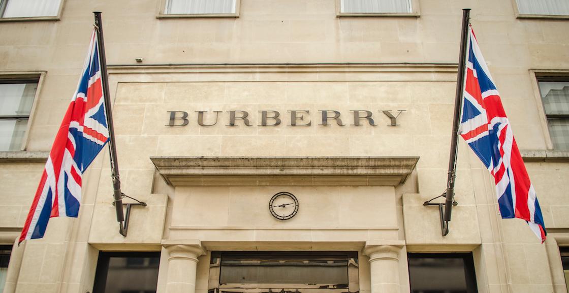 Burberry quema 37 millones de dólares en mercancía para