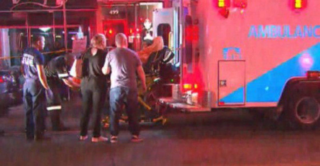 Se reportan varios muertos por un tiroteo en Toronto, Canadá
