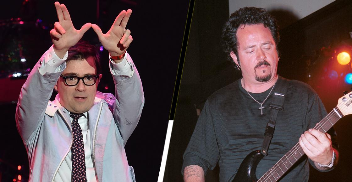 ¡Y llegó la respuesta! Mira el cover de Toto a 'Hash Pipe' de Weezer