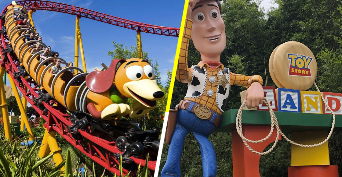 ¡Al infinito y más allá! Así es el nuevo Toy Story Land en Disney's Hollywood Studios