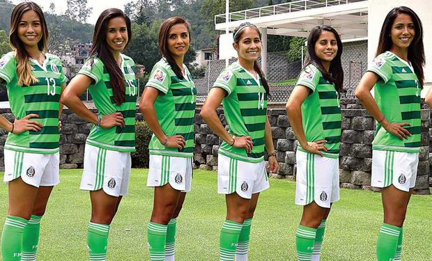 ¡Tenemos lista de Seleccionadas Mexicanas para Mundial Femenil Sub-20!
