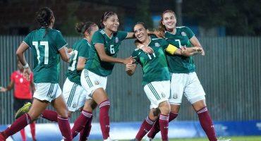 Barranquilla 2018: El Tri Femenil  logra el Bicampeonato en los Centroamericanos