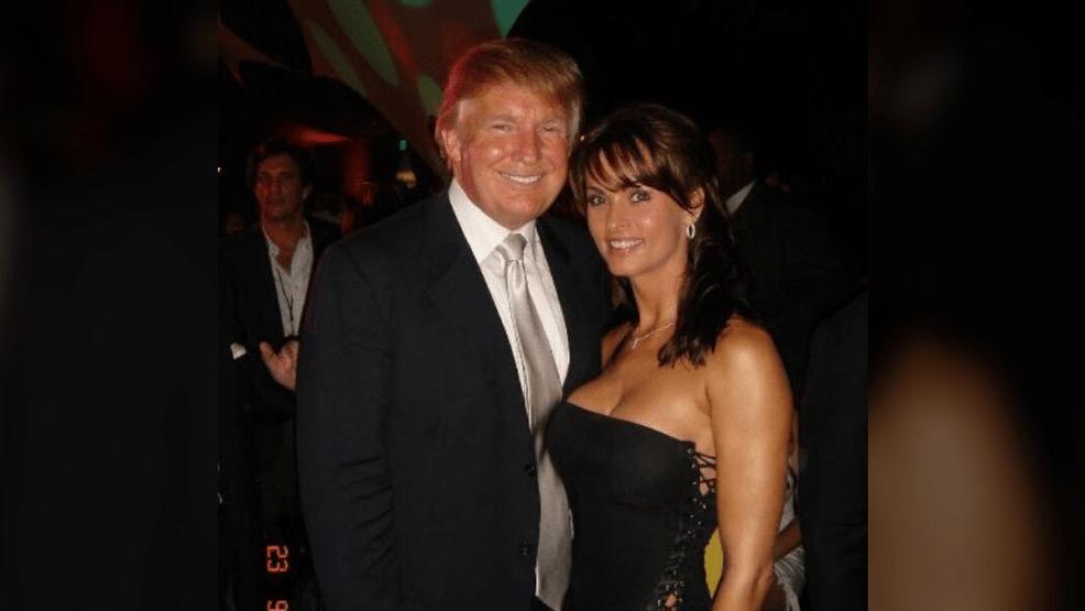 Revelan audio de Trump sobre pago a ex modelo de Playboy