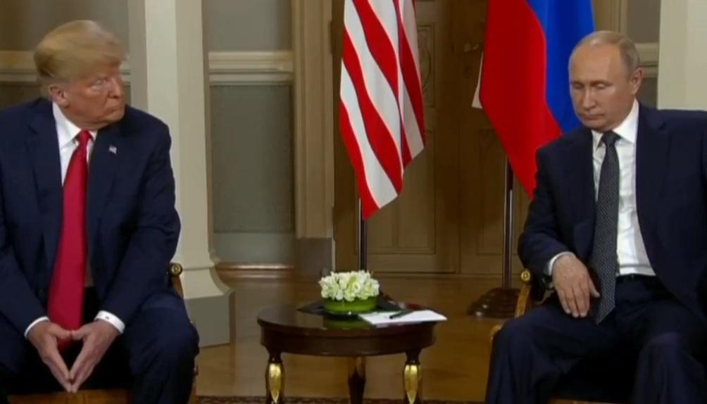 Reunión Putin-Trump en Helsinki