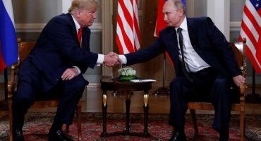 Putin invita a Trump a reunirse en Moscú, ¿y en Washington?