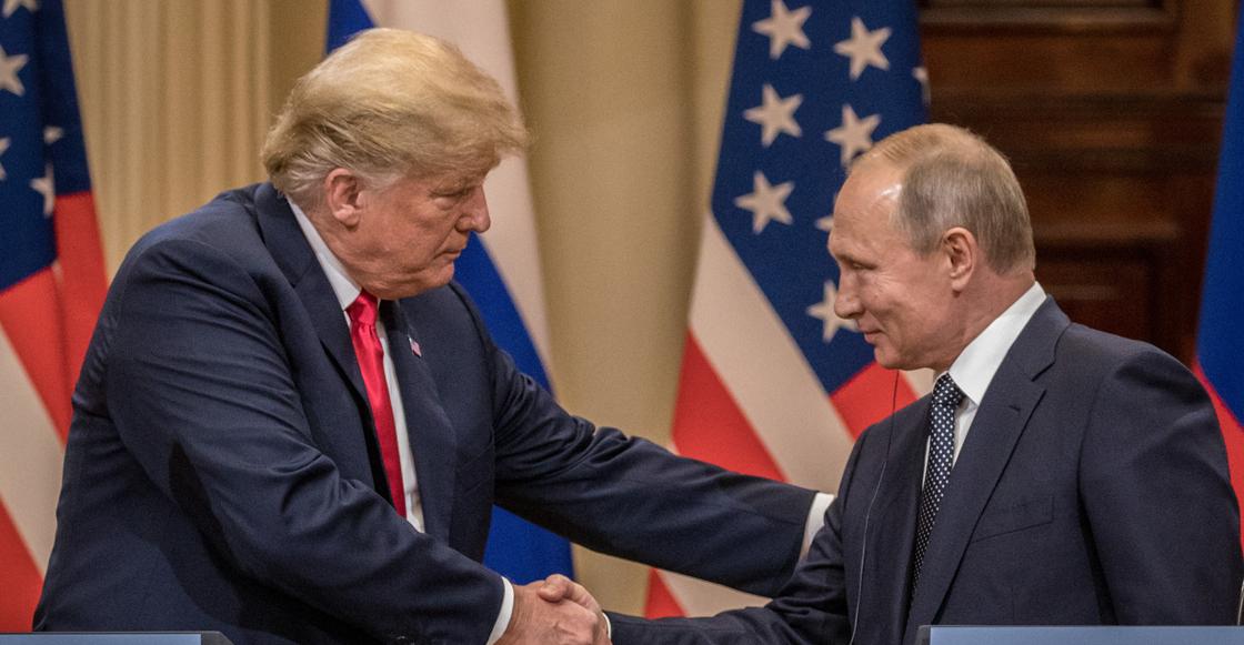 Rueda de prensa tras la reunión entre Trump y Putin — En directo