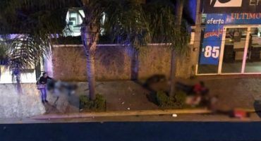 En Uruapan, Michoacán, grupo armado ataca funeral y mata a seis personas
