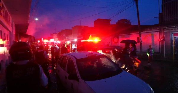 Ataque en funeraria de Uruapan, Michoacán