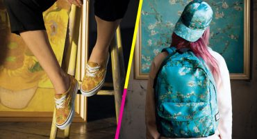 Vístete con arte: ¡Vans lanza una colección exclusiva de Van Gogh!