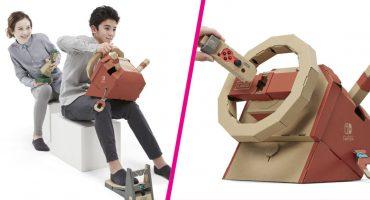 El Vehicle Kit de Nintendo Labo está por llegar y luce increíble