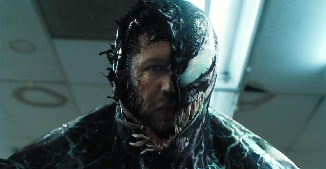 Hombre y simbionte: Checa el nuevo tráiler de 'Venom' con Tom Hardy
