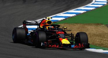 Red Bull domina las prácticas libres; a Checo no le fue tan chido